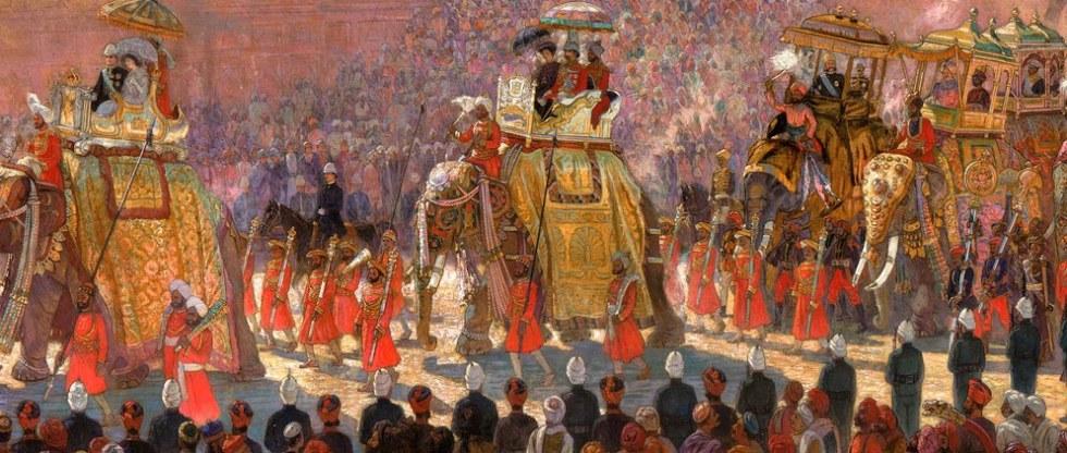 Delhi_Durbar_royal_procession