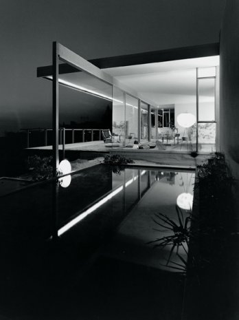 Richard Neutra, Chuey House 1958, photo by Julius Shulman