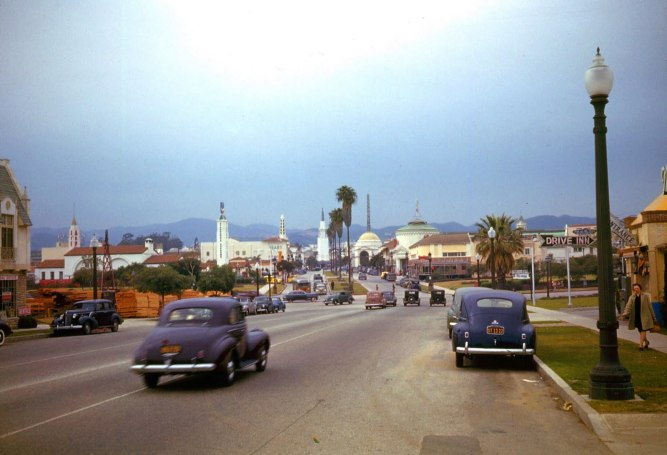 1941 Westwood Village West Los Angeles California