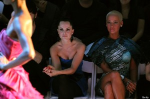 Christian Siriano - Front Row - Fall 2010 MBFW