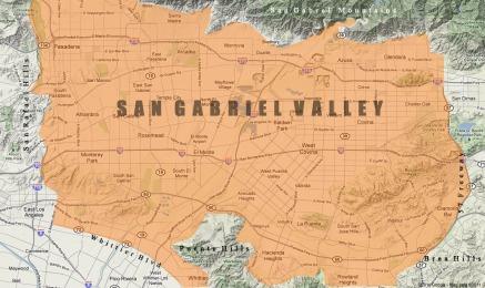 San-Gabriel-Valley-Map