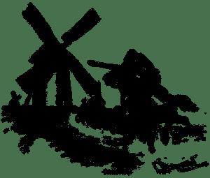 Windmill-Don-Quixote