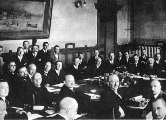 Locarno conference